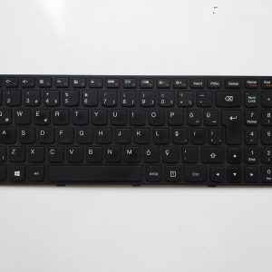 Lenovo 25214759 Laptop Klavye Türkçe (Çerçeveli Orjinal)